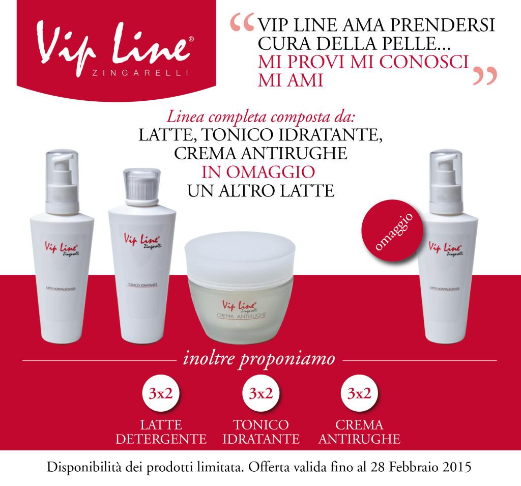 VIP LINE Offerte Febbraio 2015-01