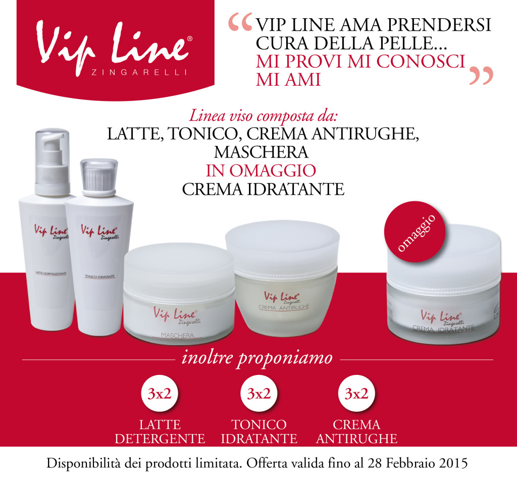 VIP LINE Offerte Febbraio 2015-02