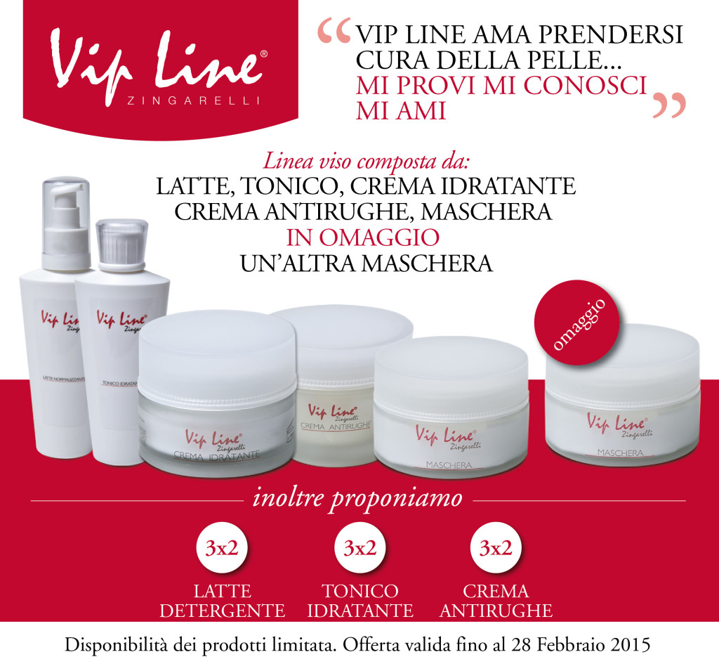 VIP LINE Offerte Febbraio 2015-03